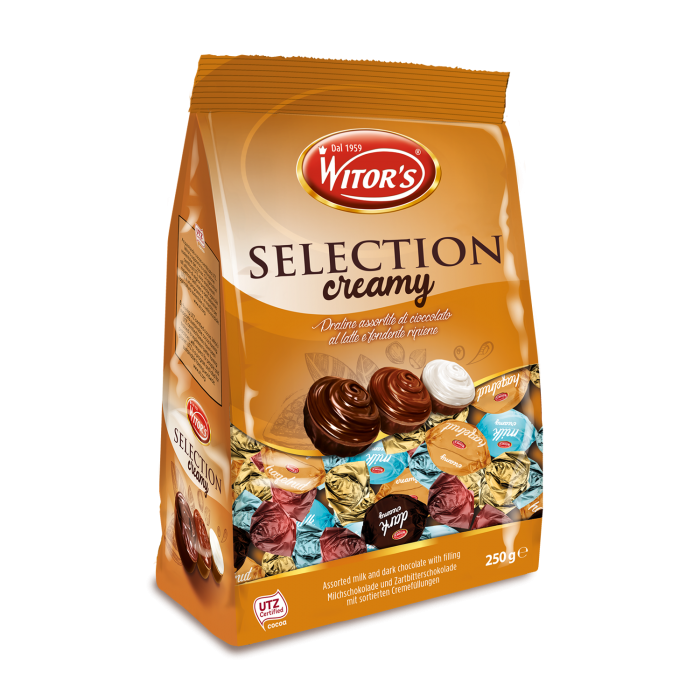 Selection Creamy Mix