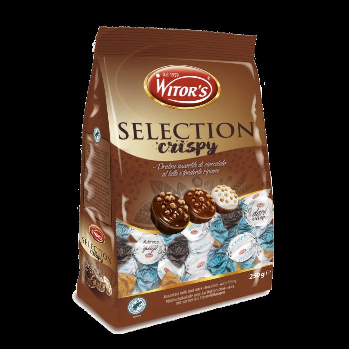 Selection Crispy Mix