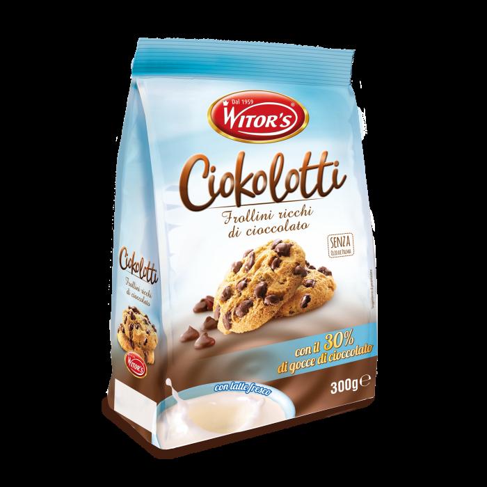 Ciokolotti ricetta classica
