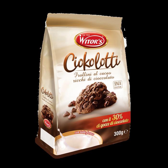 Ciokolotti ricetta al cacao