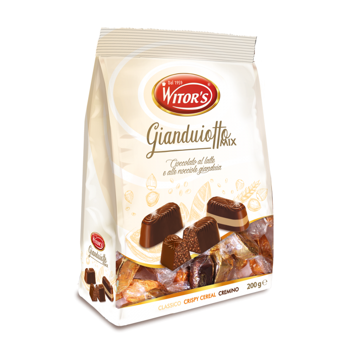 Gianduiotto Mix