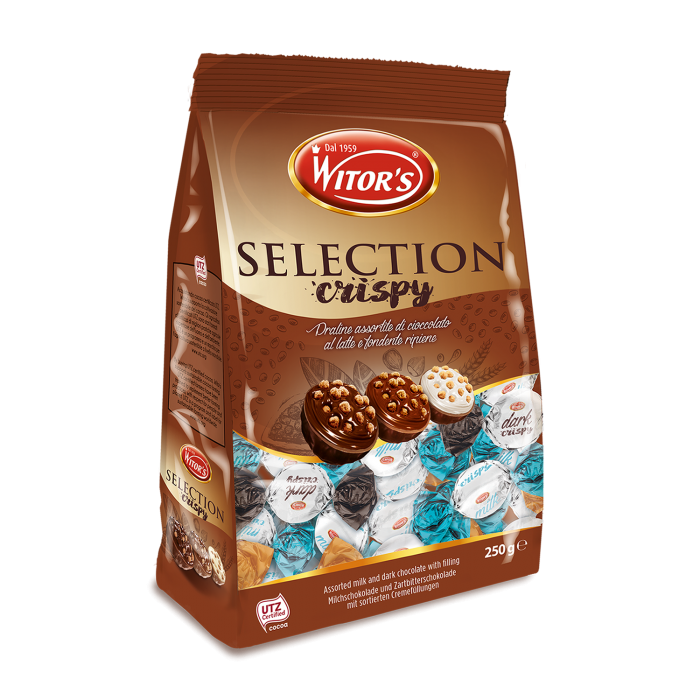 Selection Crispy Mix