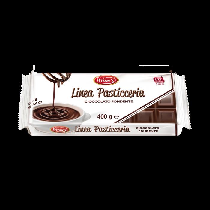 Cioccolato fondente, linea pasticceria