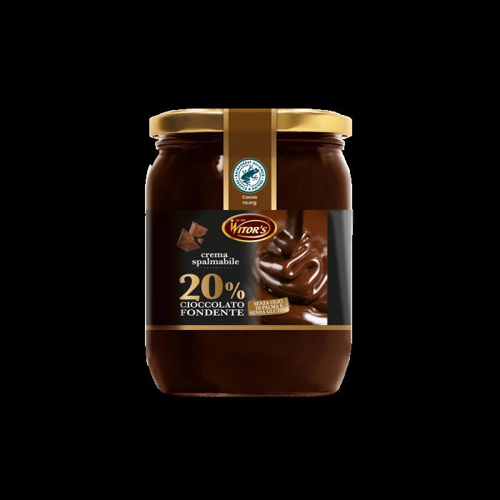 Crema La Fondente 20%
